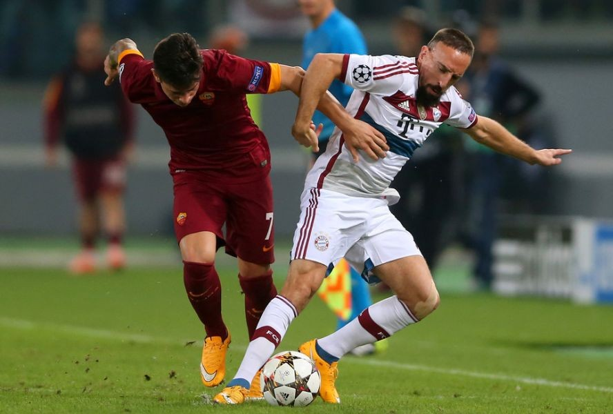Bayern As Roma
