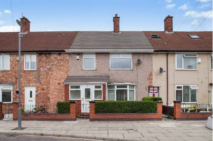 George Harrison's childhood home sells for over $250,000