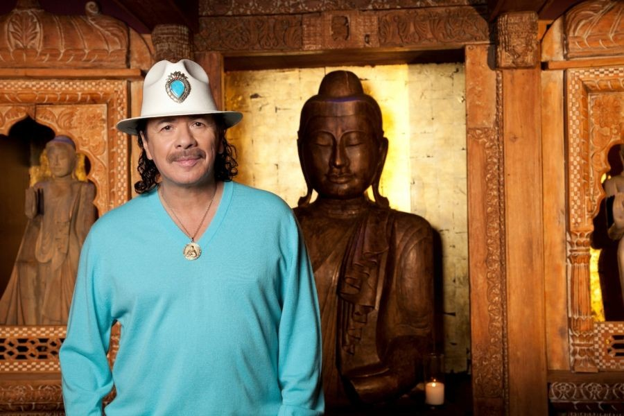 Carlos Santana to return to the House of Blues for dates through 2015