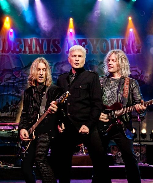Dennis DeYoung to bring the music of Styx to Penn's Peak