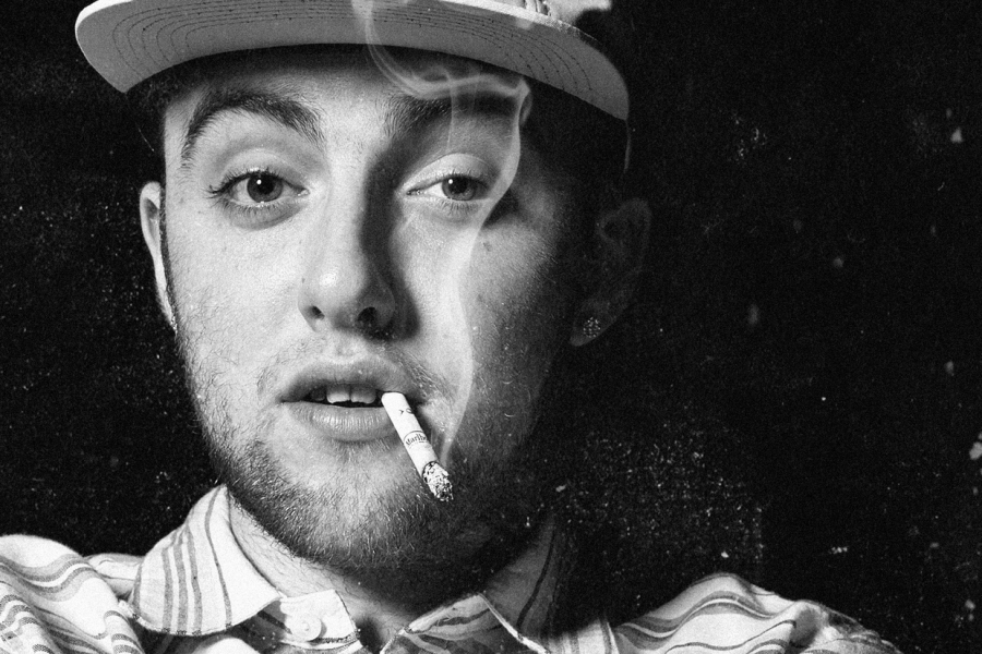 0762599d194b1 Mac miller and his label Remember music sign with Warner Bros. Records