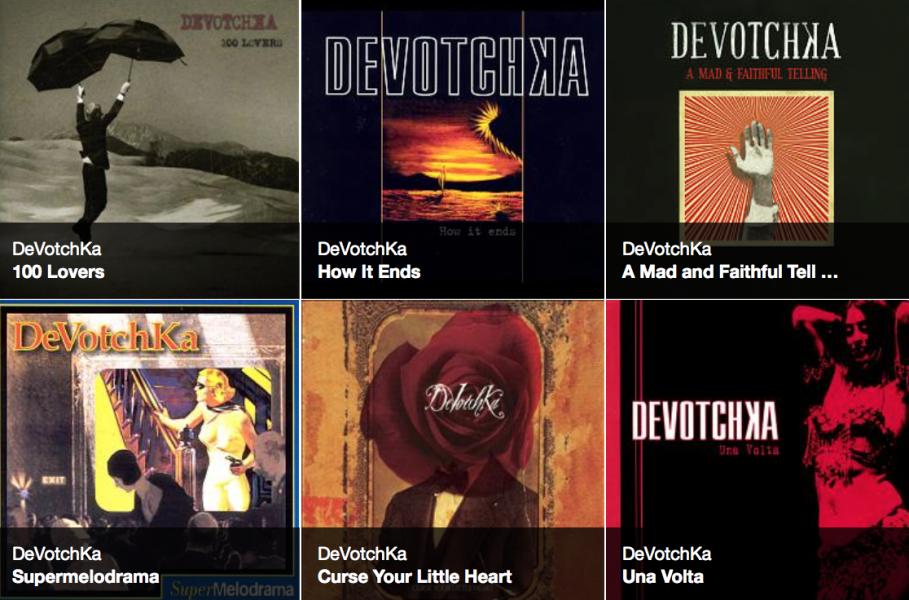 DeVotchKa mesmerizes with dreamy, moody music