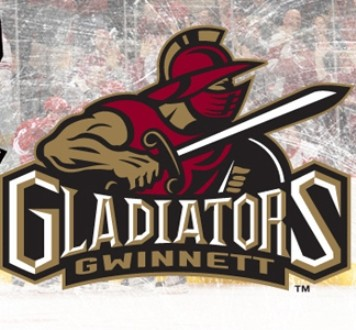 Gwinnett Gladiators have just four home games left in the 2013-14 season