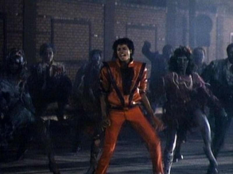 Michael Jackson's 'Thriller' video returns in 3-D