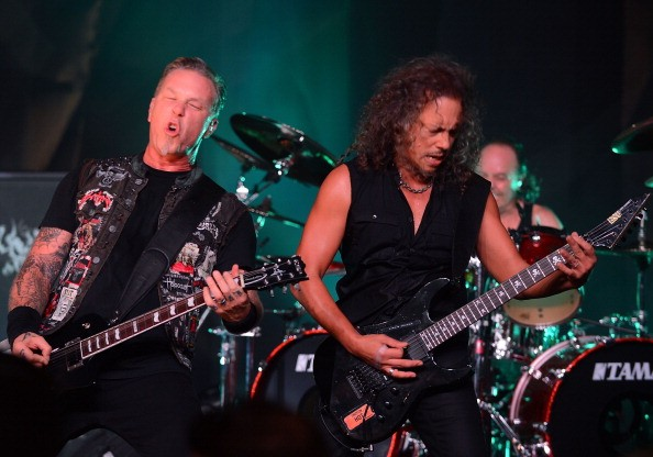 Metallica, Robin Thicke, Lorde and more slated for 2014 Grammys