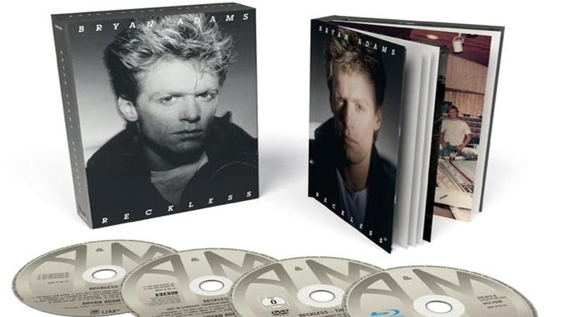 Reckless 30th anniversary (deluxe edition): bryan adams: amazon.