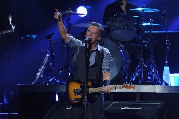 Springsteen to be Honored by MusiCares