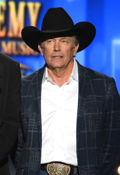 George Strait wins 'Entertainer of the Year' at Academy of Country Music awards