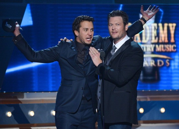 Luke Bryan, Blake Shelton to return as hosts of Academy of Country Music Awards