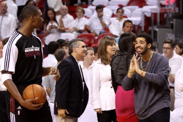Rapper Drake hired to serve as ambassador for the Toronto Raptors