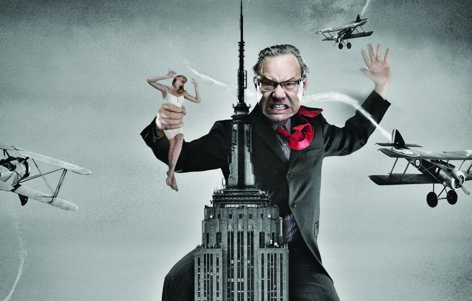 Lewis Black 'The Rant is Due Fall Tour' tickets on sale