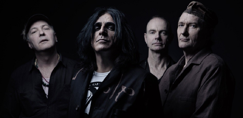 Killing Joke paves its way to greatness through thirty-five years and counting