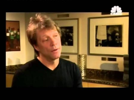 New Bon Jovi record due out in March of next year