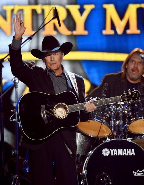 George Strait performs 'Give It All We Got Tonight' at 2013 ACM Awards