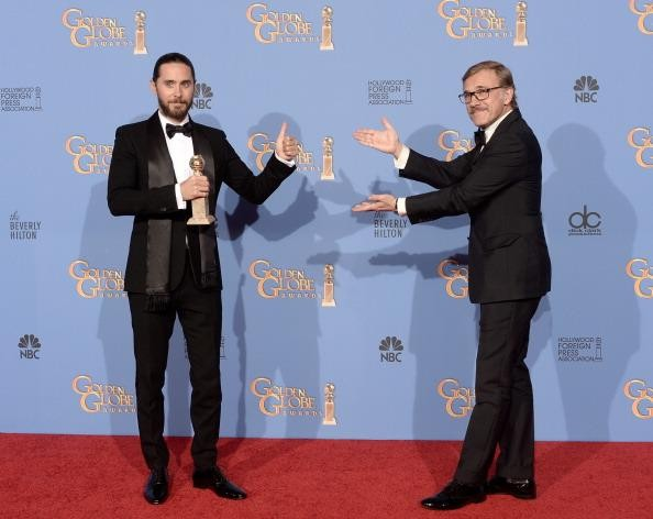 Golden Globes Awards: Jared Leto of Thirty Seconds To Mars wins