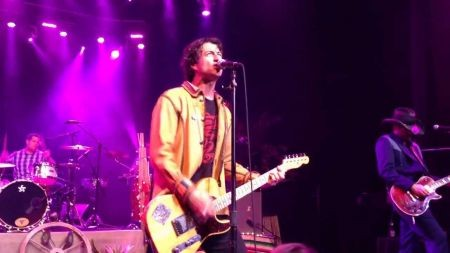 Roger Clyne & the Peacemakers show at the Pressroom this weekend