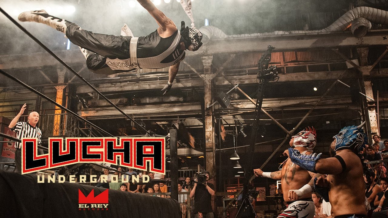 Image result for lucha underground