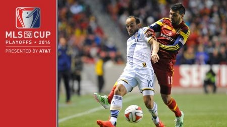 LA Galaxy in scoreless draw with Real Salt Lake for first leg of MLS semifinals