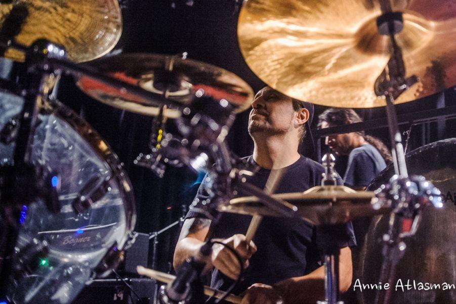 The reincarnation of Dave Lombardo