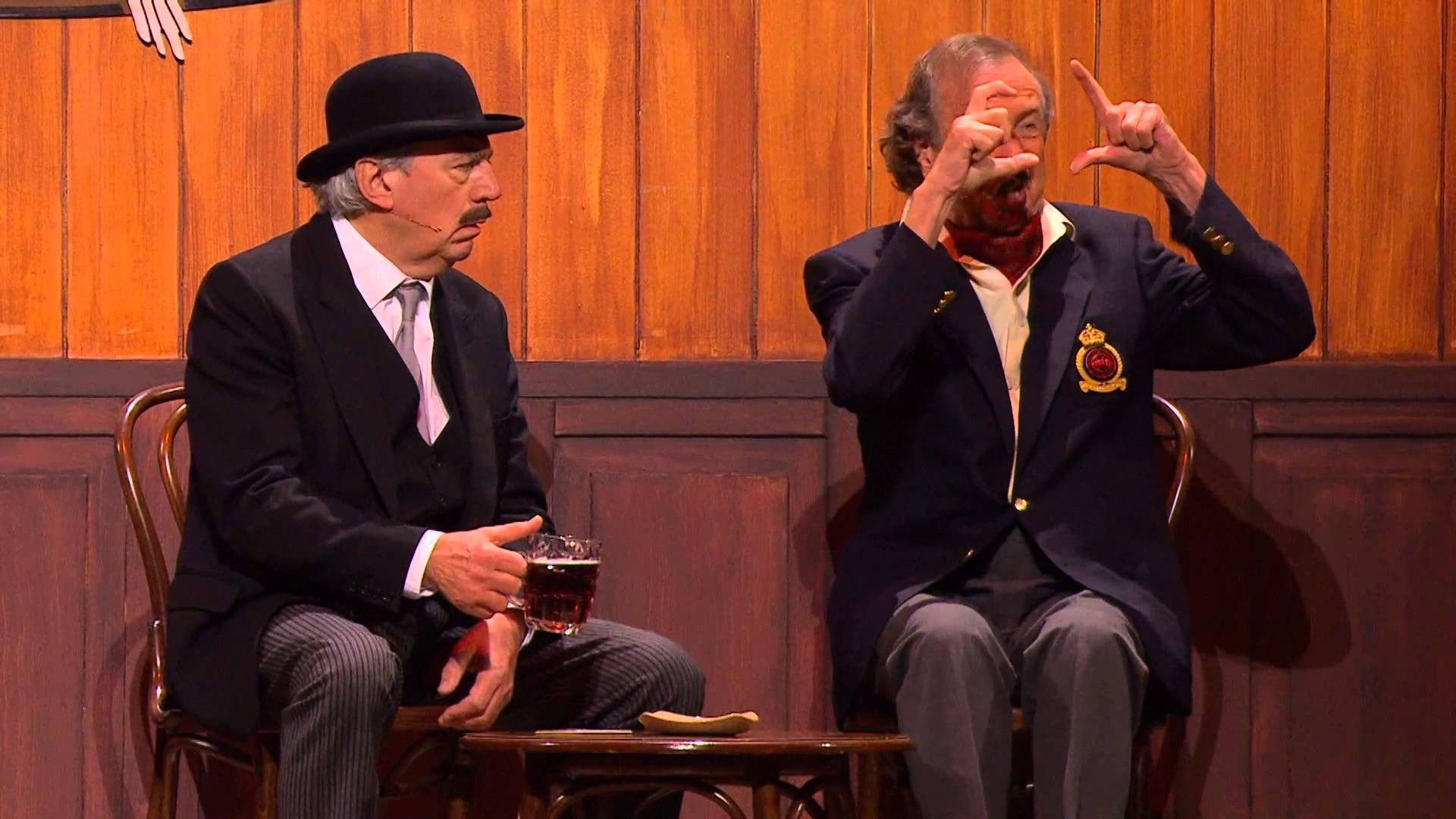 Monty Python revives great comedy with 'One Down Five To Go'