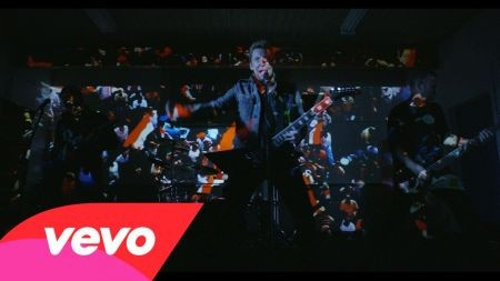 Nickelback offers free stream of album 'No Fixed Address'