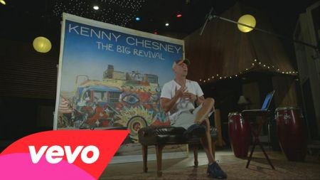 Kenny Chesney opens up about his new music