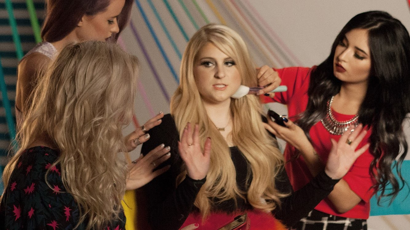Meghan Trainor's playful 'Lips Are Movin' video features social media stars