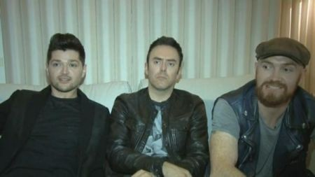 The Script has announced tour dates in support of 'No Sound Without Silencce'