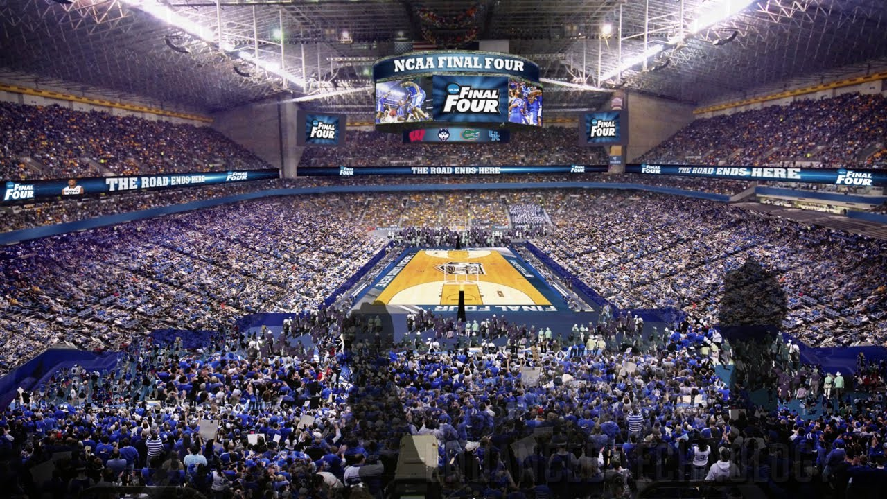 Alamodome Is Centrally Located In Downtown San Antonio Axs