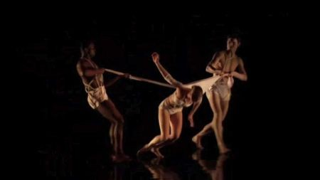 Jazz dance troupe River North Dance Chicago coming to the Luckman Theatre
