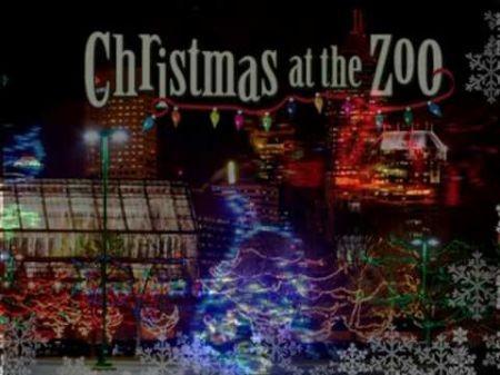 Christmas At The Zoo.Indianapolis Christmas At The Zoo 2014 Axs