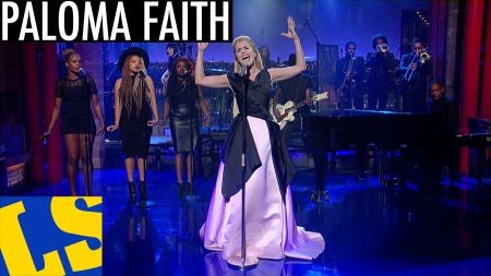 Paloma Faith looks for U.S. breakthrough with 'Only Love Can Hurt Like This'