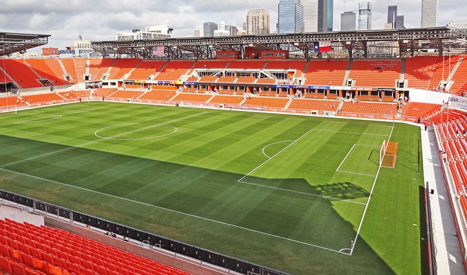 2019 CONCACAF Champions League Houston Dynamo vs CD Guastatoya		 tickets at BBVA Compass Stadium, Houston