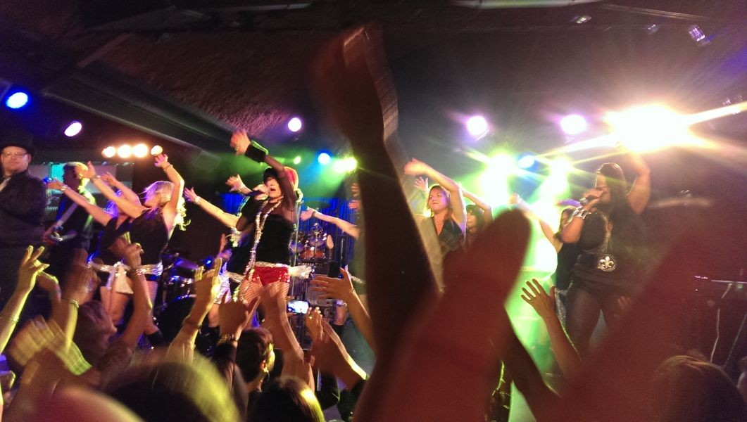 House of Blues San Diego Halloween Block Party 2014 - AXS