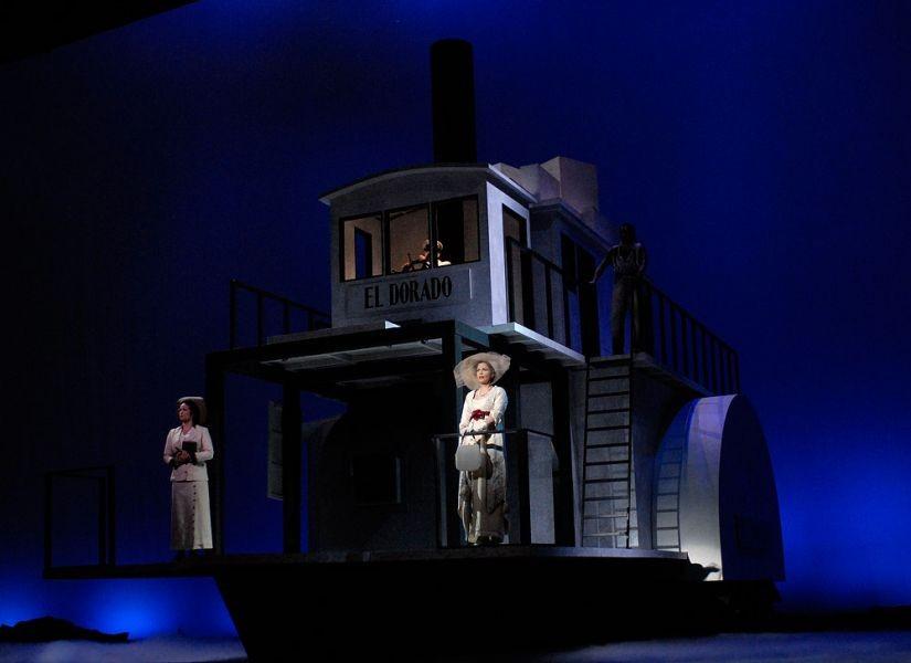 LA Opera's 'Florencia in the Amazon' opens Nov. 22 at Dorothy Chandler Pavilion