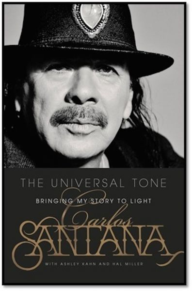 Carlos Santana to hold book signing in Las Vegas on Nov. 4
