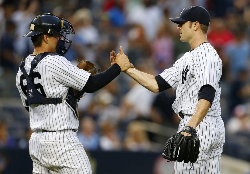 New York Yankees rumors: David Robertson offered $15.3 million for 2015