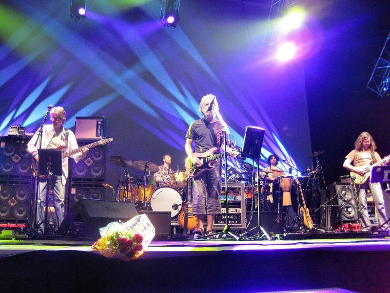 Grateful Dead reunion rumor fueled by Furthur's breakup