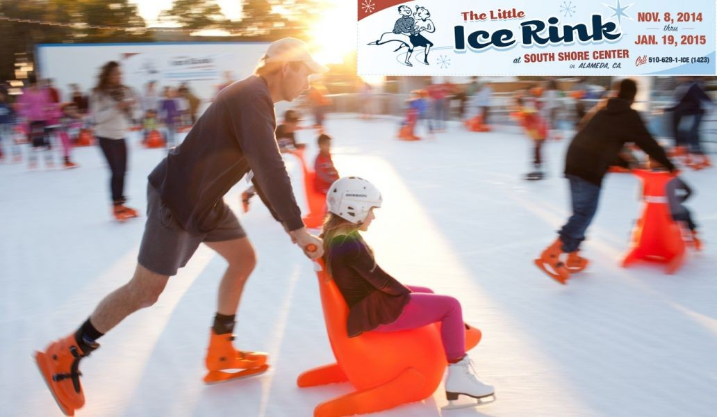 Christmas already? Alameda's little ice rink opens Nov. 8