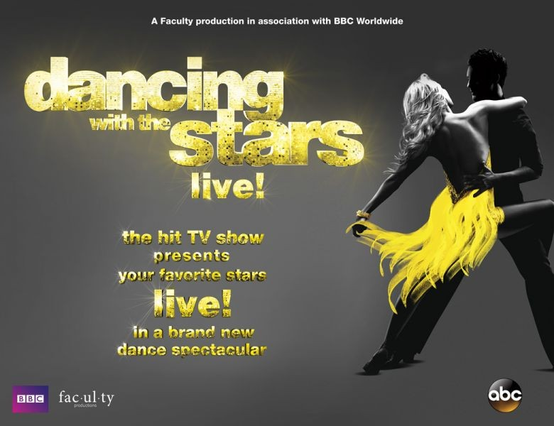 Dancing with the Stars: Live national tour stops at Nokia Theatre L.A. Live