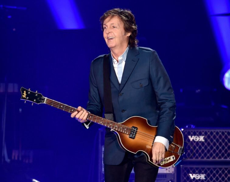 Paul McCartney unveils unreleased version of Wings song 'Rock Show'