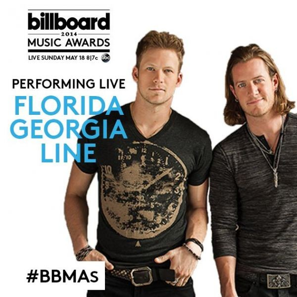 Florida Georgia Line tapped to perform at the Billboard Music Awards