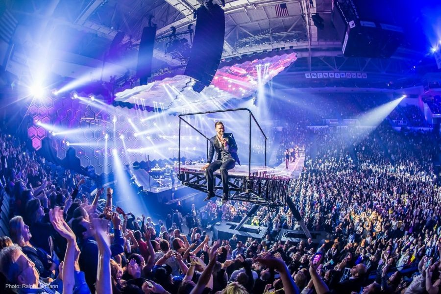 Justin Timberlake to bring 20/20 Experience World Tour to a close at MGM Grand