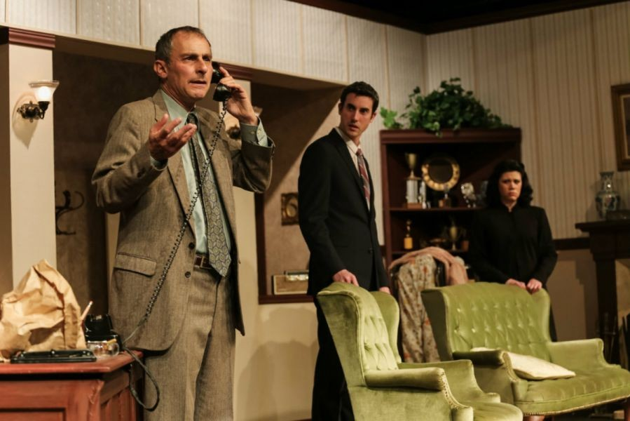 'Dial M' concludes smash run at Tacoma Little Theater