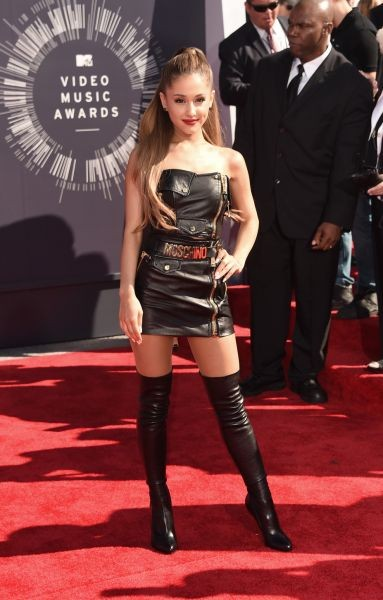 Leather Red Carpet