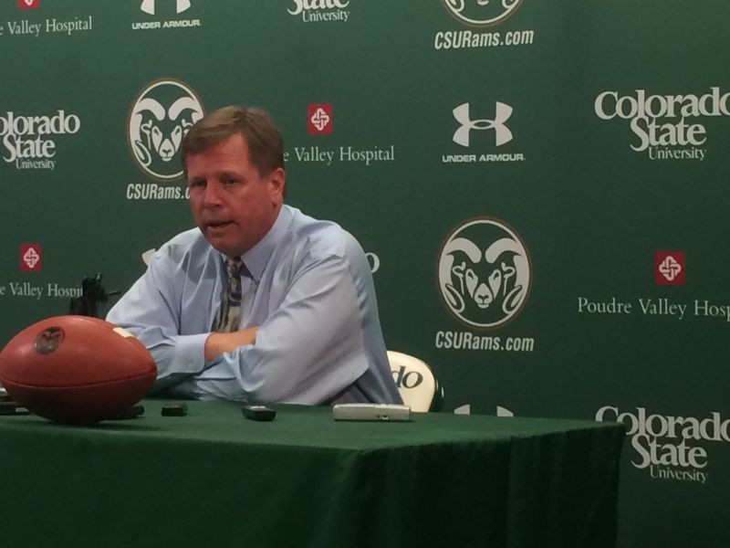 Colorado State Football breaks into Top 25 thanks to Jim McElwain's teaching