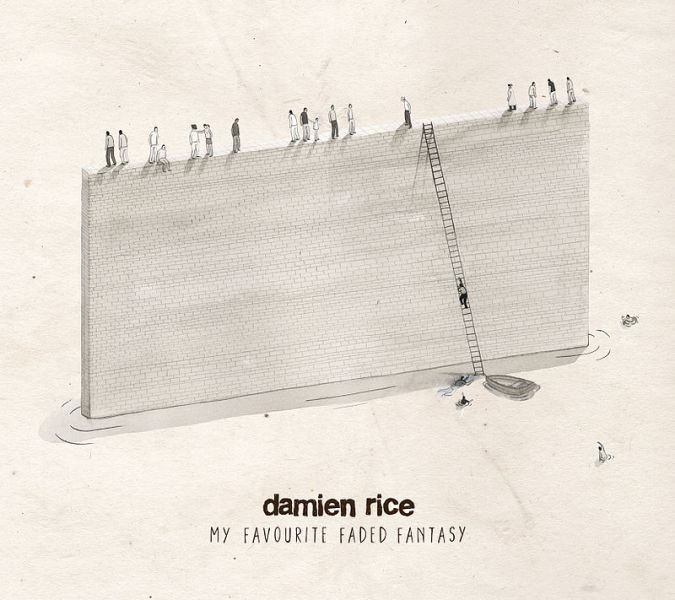 damien rice streaming quot my favourite faded fantasy quot in full on npr