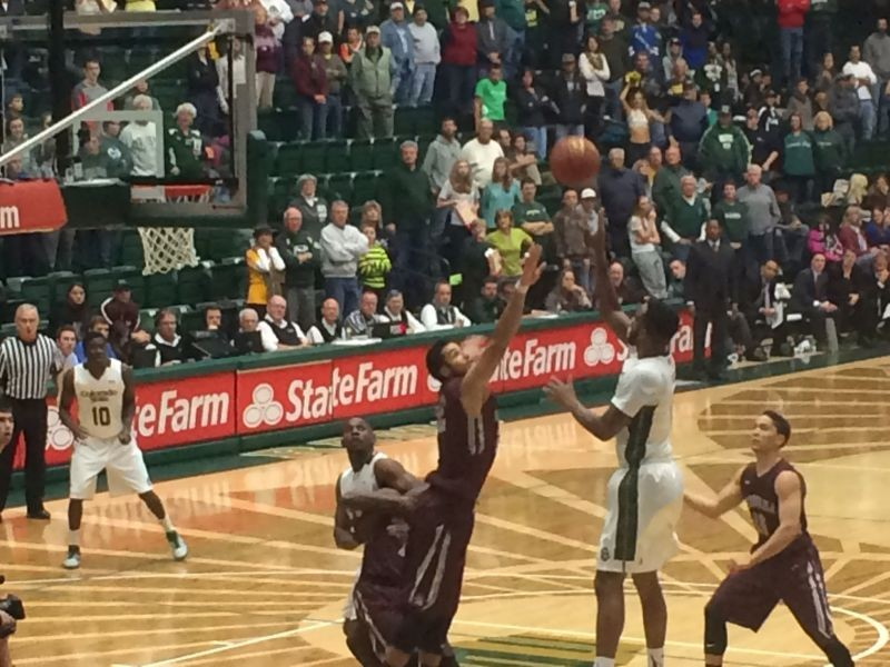 Stanton Kidd leads Colorado State basketball to season tip-off victory