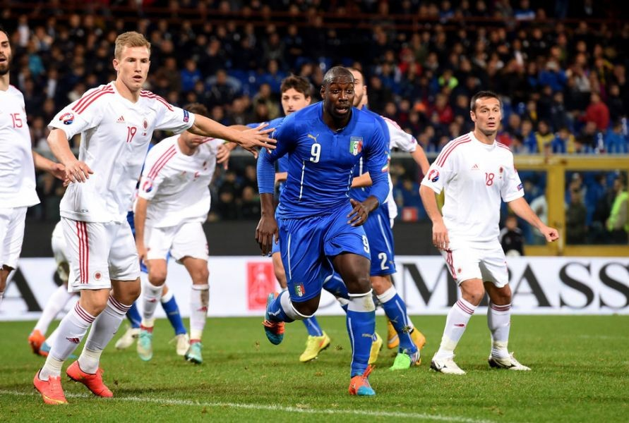 Italy defeat Albania 1-0 in international friendly