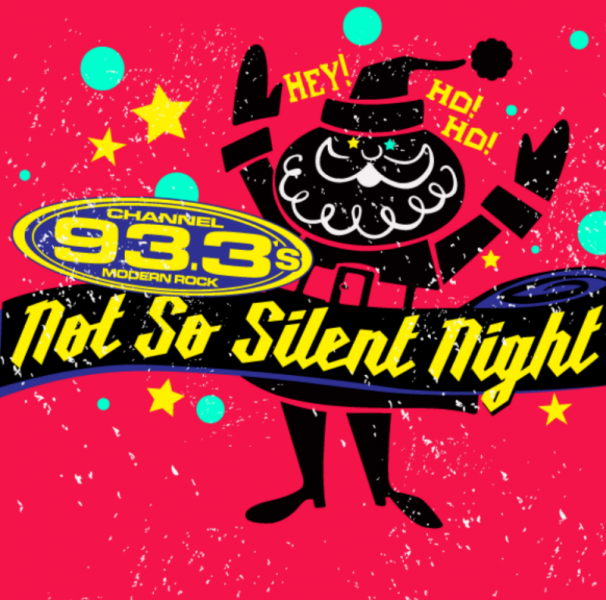 Channel 93.3's Not So Silent Night 2014 preview